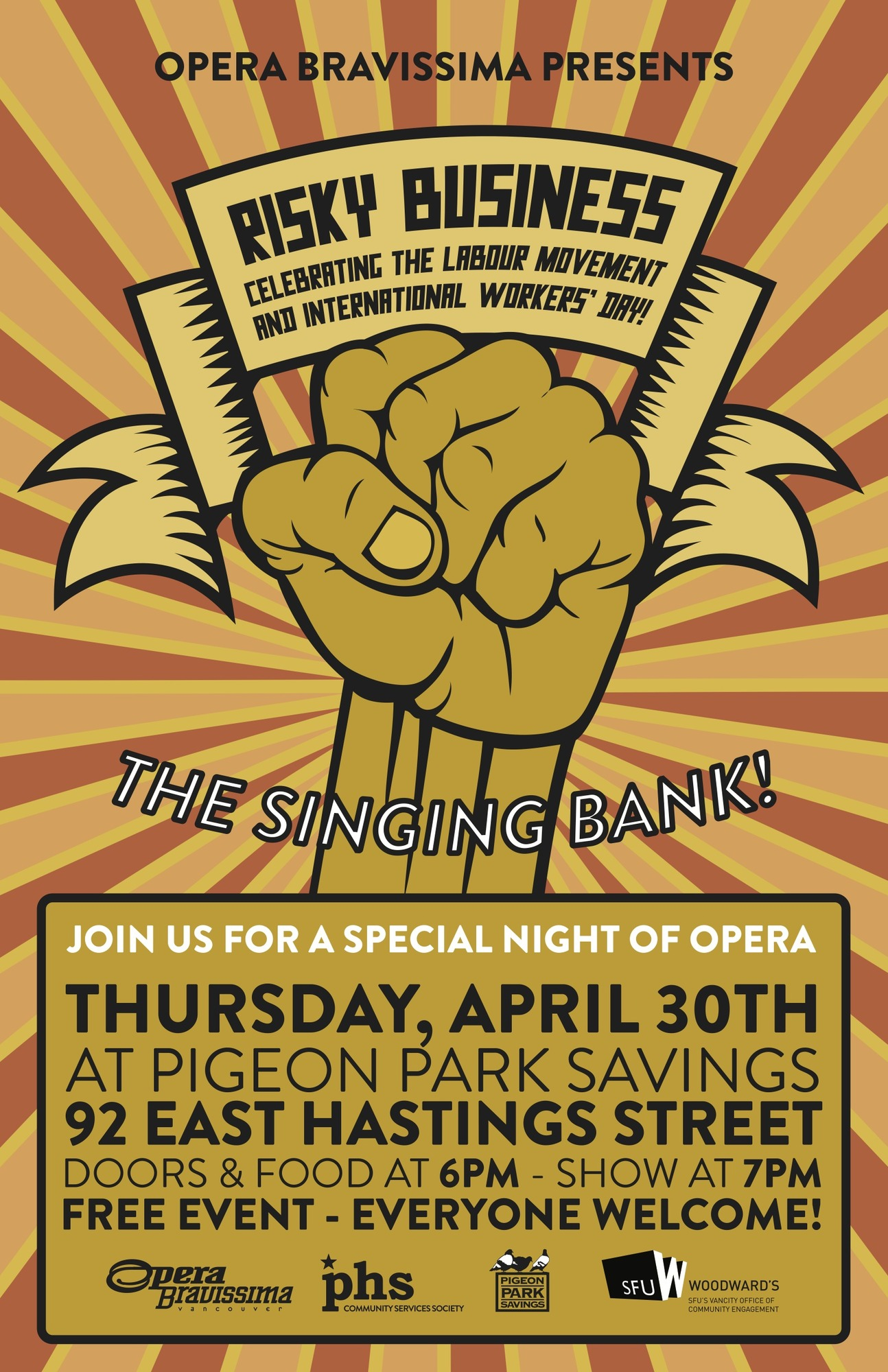 Image: The Singing Bank