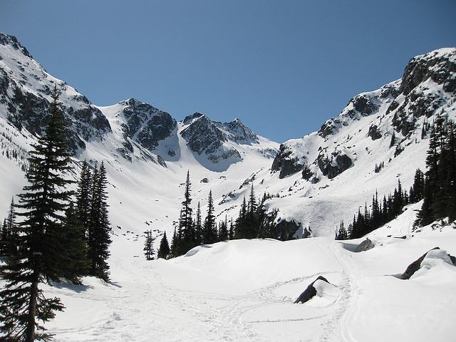 Blackcomb Glacier, Image: [i.c.e] / Flickr