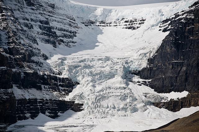 Dome Glacier, Image: Gouldy99 / Flickr