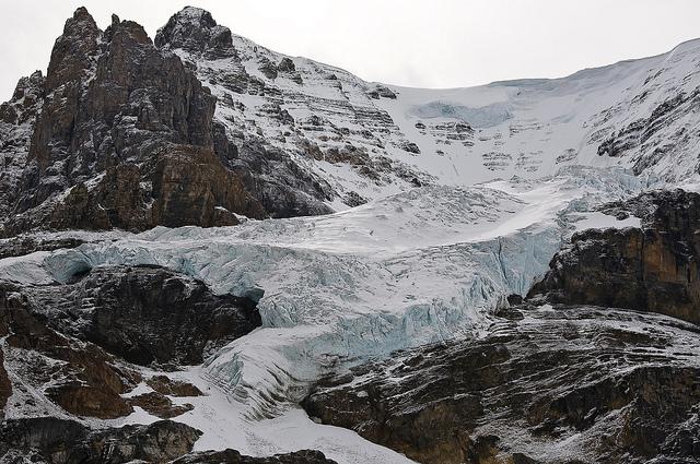 Athabasca Glacier, Image: Gouldy99 / Flickr