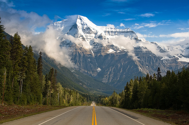 Mount Robson, Image: Gouldy99 / Flickr