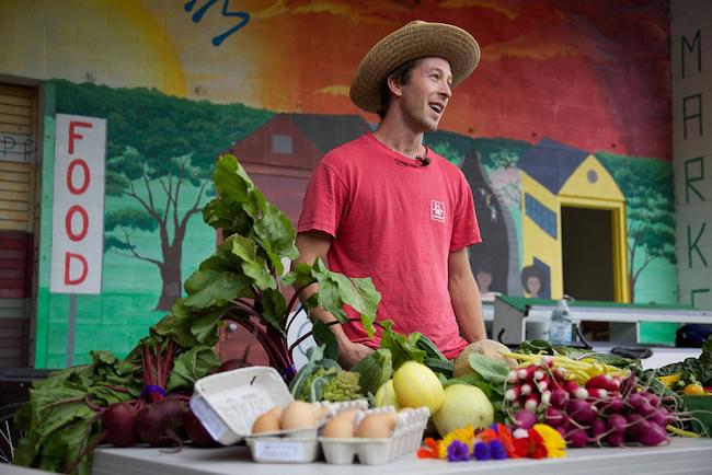UBC Farm Market (Viaje a Canada/Flickr)