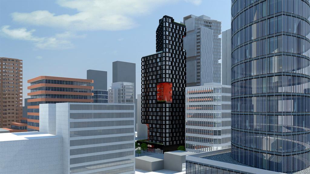 Image: Neil M. Denari Architects (NMDA)