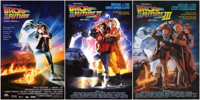 BTTF-All3Posters