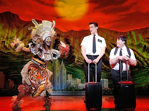 The Book of Mormon. Photo: Broadway.com.