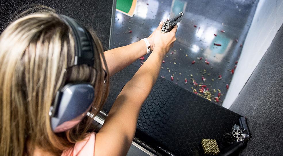 Image: DVC Vancouver Gun Range