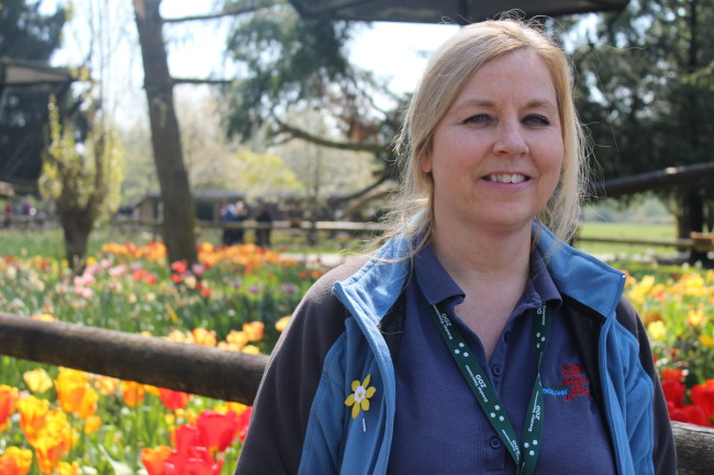 Zoo General Manager, Jody Henderson (Image: Nicolle Hodges)