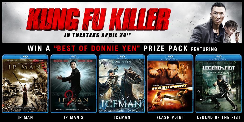 Ip Man Prize Pack