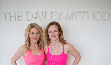 Image: The Dailey Method Vancouver