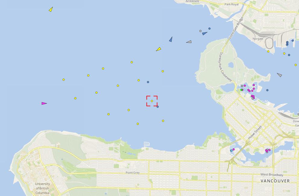 Image: Vessel Finder