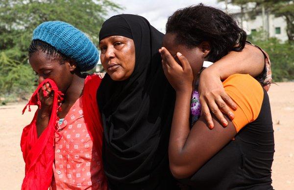 Image:Daniel Irungu/EPA /LANDOV