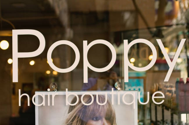 Image: Poppy Hair Boutique