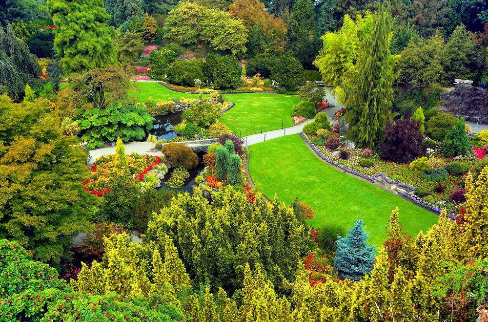 Image: Queen Elizabeth Park / Shutterstock
