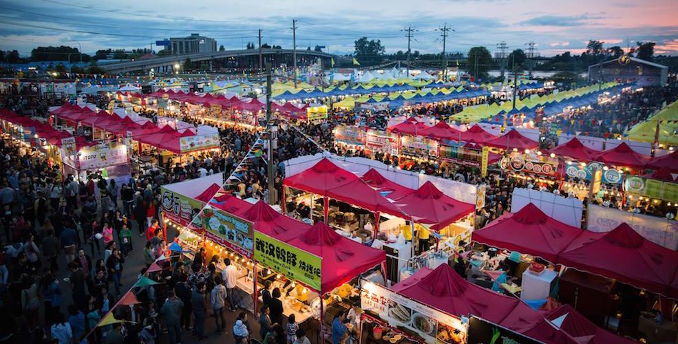 Image: Richmond Night Market/Facebook