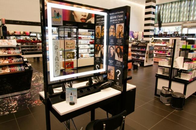 Image: Sephora Hair Studio