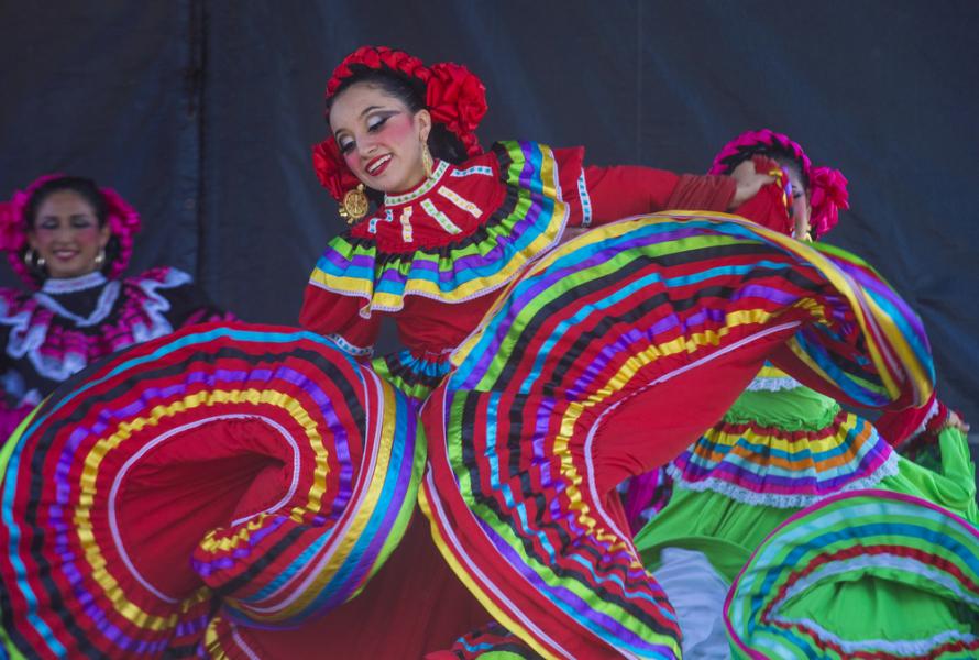 Image: San Diego Cinco de Mayo via Shutterstock