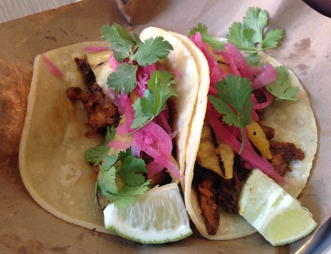 Pork Al Pastor Tacos (Lindsay William-Ross/Vancity Buzz)