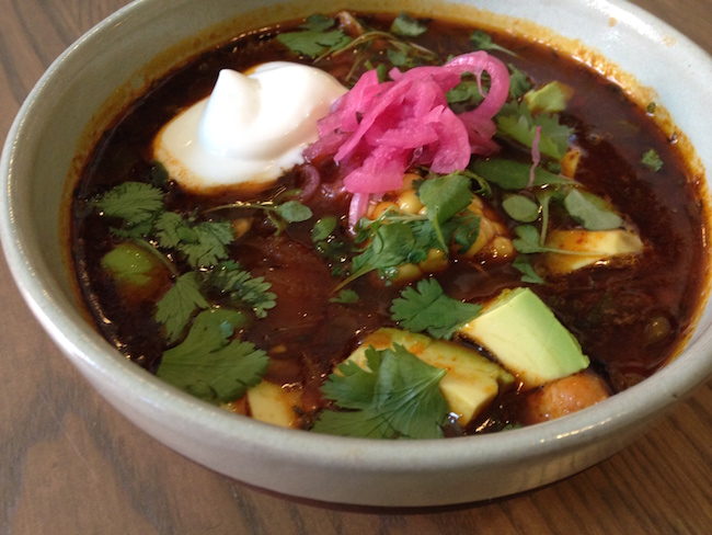 Ajiaco Soup (Lindsay William-Ross/Vancity Buzz)