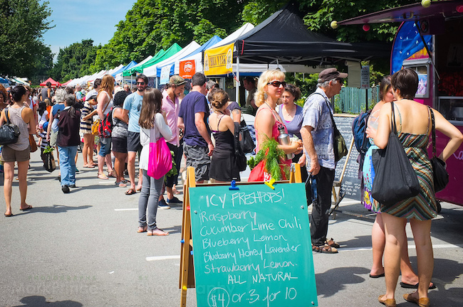 Trout Lake Farmers' Market (Mark/Flickr)