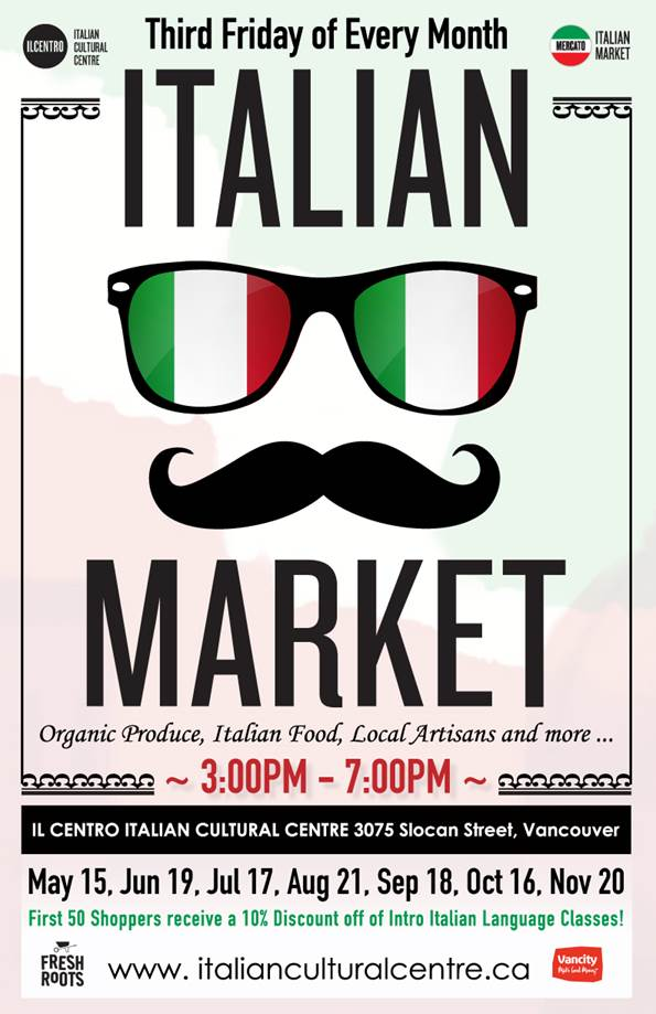 Image: Il Mercato: Italian Night Market