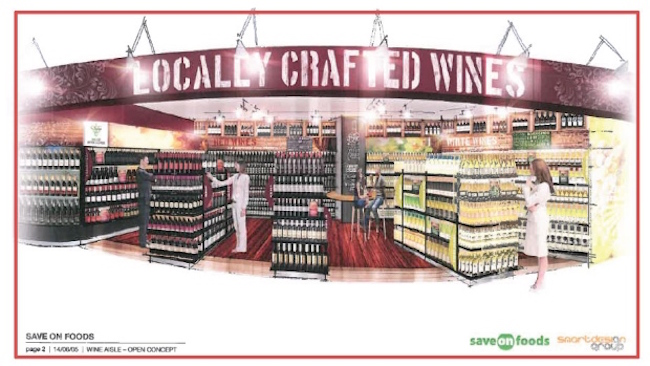BC Government/Save-On-Foods