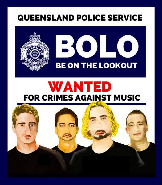 Image: Queensland Police / Facebook