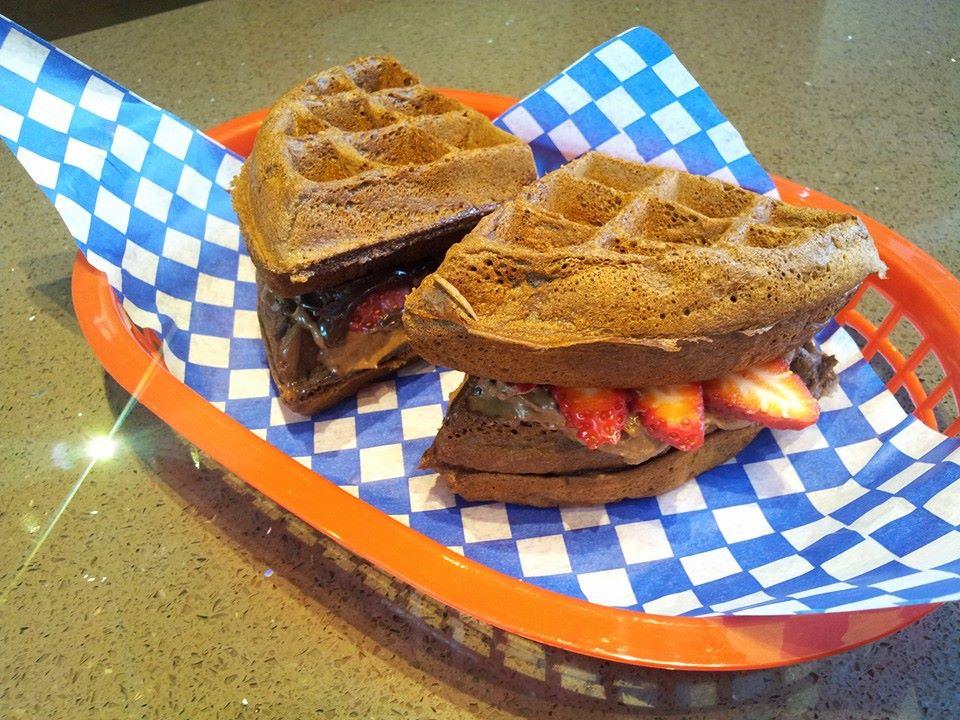 Source: Miura Waffle Milk Bar