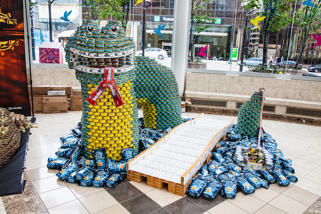 Image: Canstruction