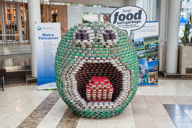 Image coutesy of Canstruction
