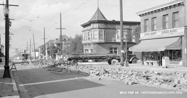 Image: Heritage Vancouver / City of Vancouver Archives