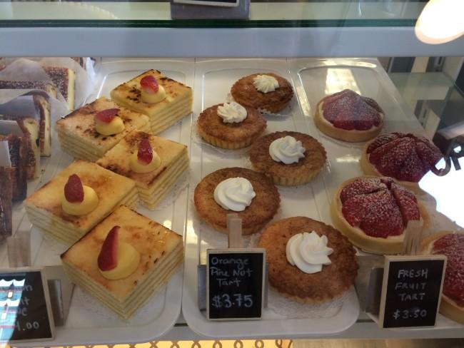 Some pastries at Blacksmith (image: Dallas Carlson)