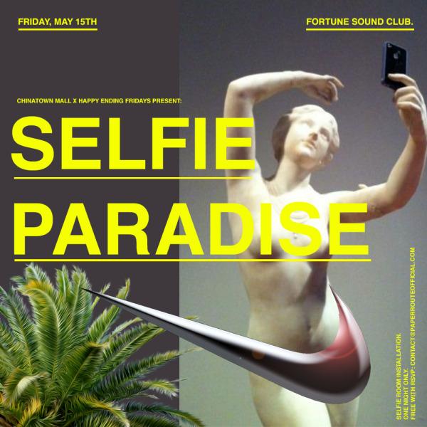 Selfie Paradise