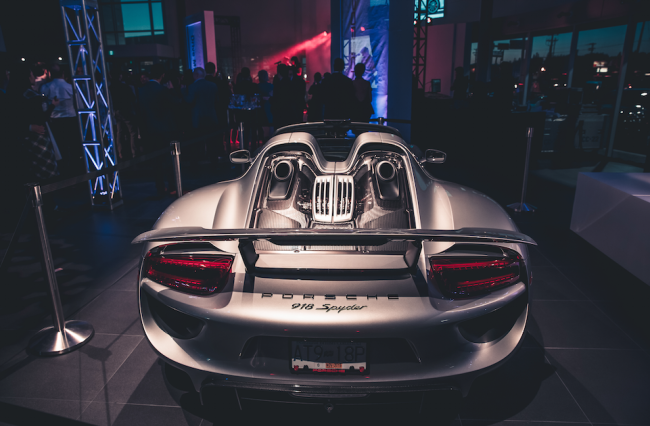 $1.3 million Porsche (image: Nima Zadrafi)