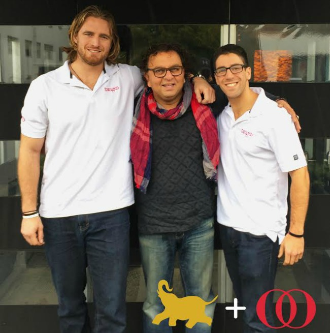 Image: Jonathan Hill (Left), Vikram Vij (Middle), David Escuela (Right)