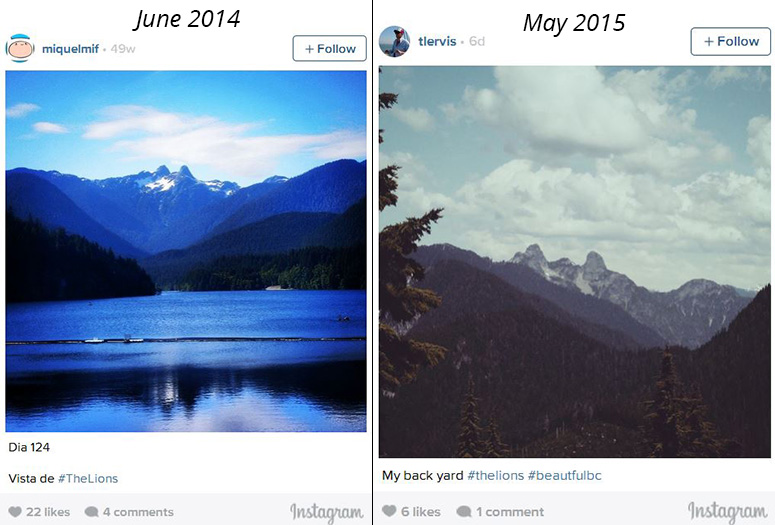 Image: tlervis via Instagram, miquelmif via Instagram / Vancity Buzz composite