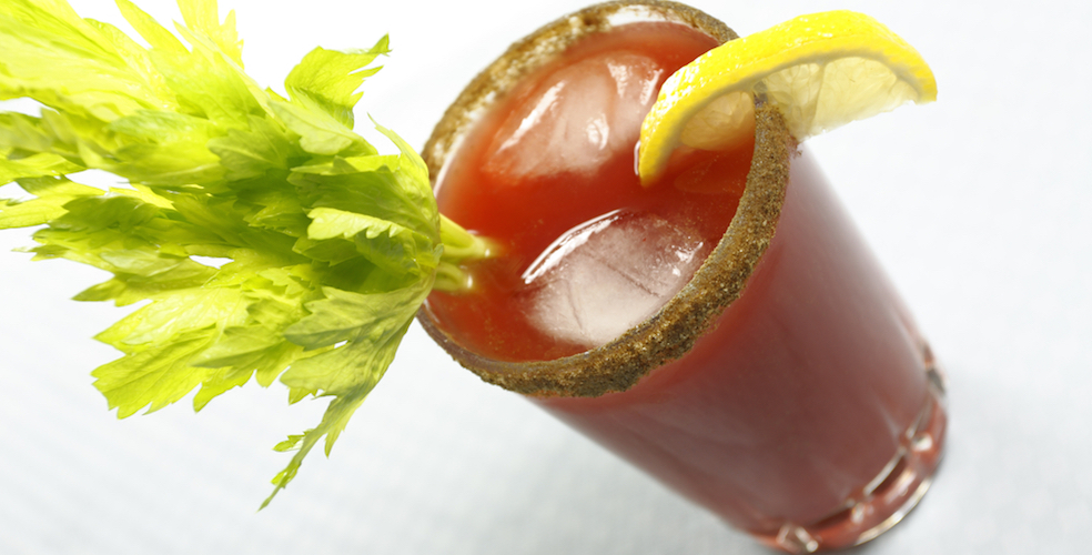 Bloody Caesar/Shutterstock