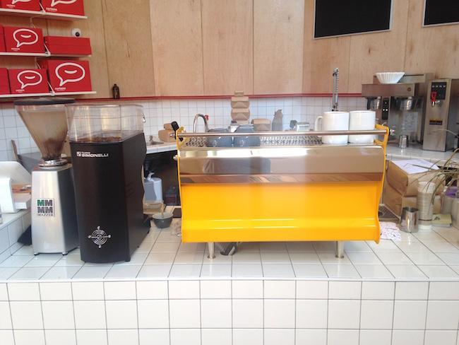 Coffee equipment (Lindsay William-Ross/Vancity Buzz)