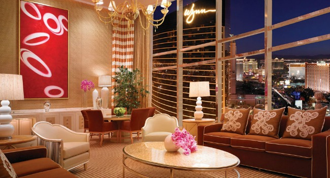 Image: Encore and Wynn Las Vegas