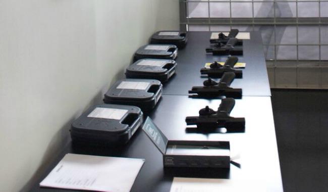 Image: Vancouver Gun Range
