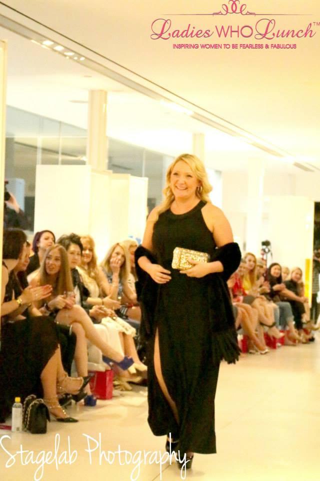 Kristal Barrett-Stuart author and LWL member (Kylie Mattu - Stage Lab)