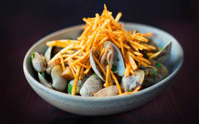 Mussels at Malt & Marrow Malt & Marrow/Facebook