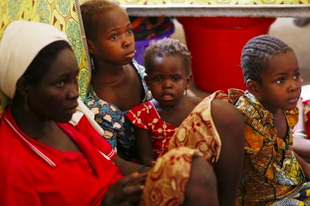 Image: Image Afolbi Soutunde/ Reuters