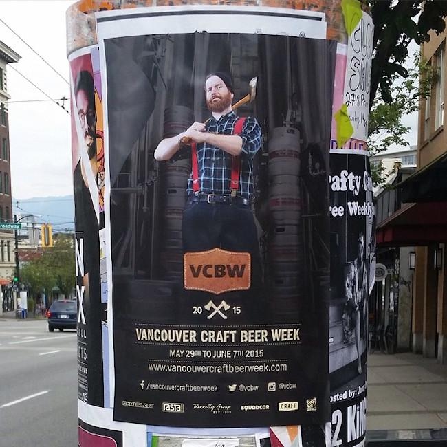 Vancouver Craft Beer Week/Facebook