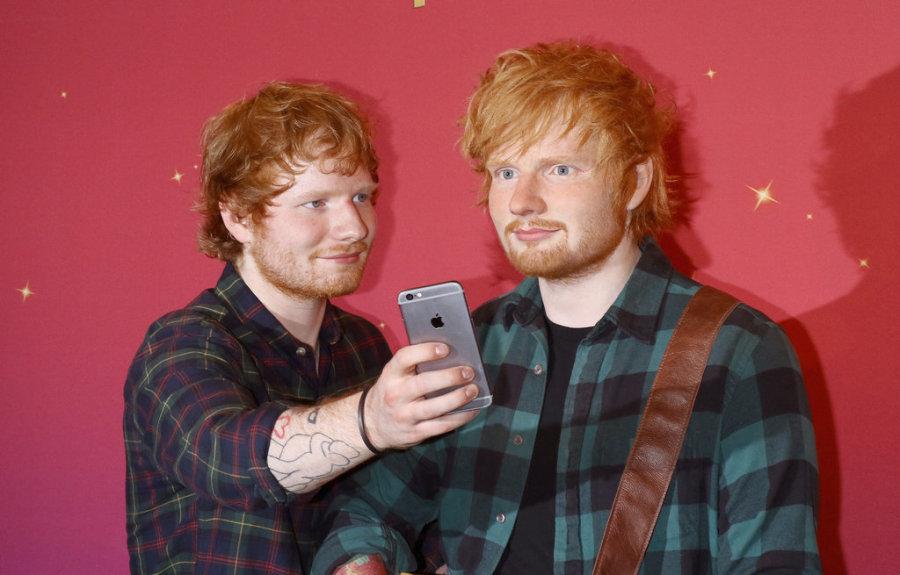 Ed-Sheeran-Wax-Figure