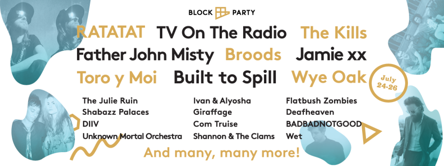 Capitol Hill Block Party 2015