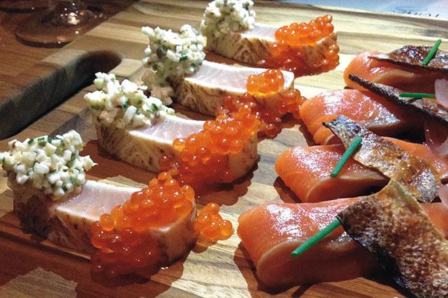 Ocean_wise_ spring_salmon_tataki_Vancity_Buzz