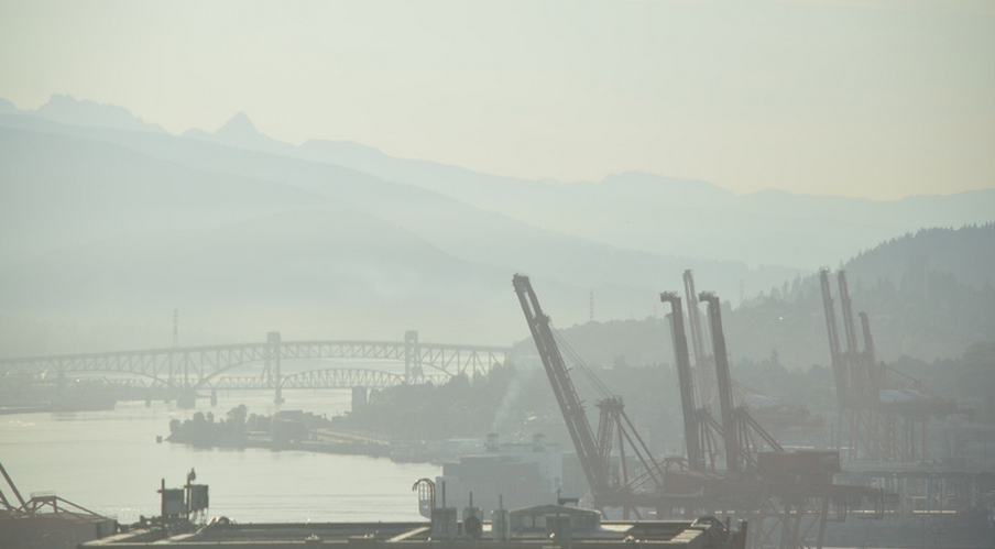 Image: B.C. Air Quality