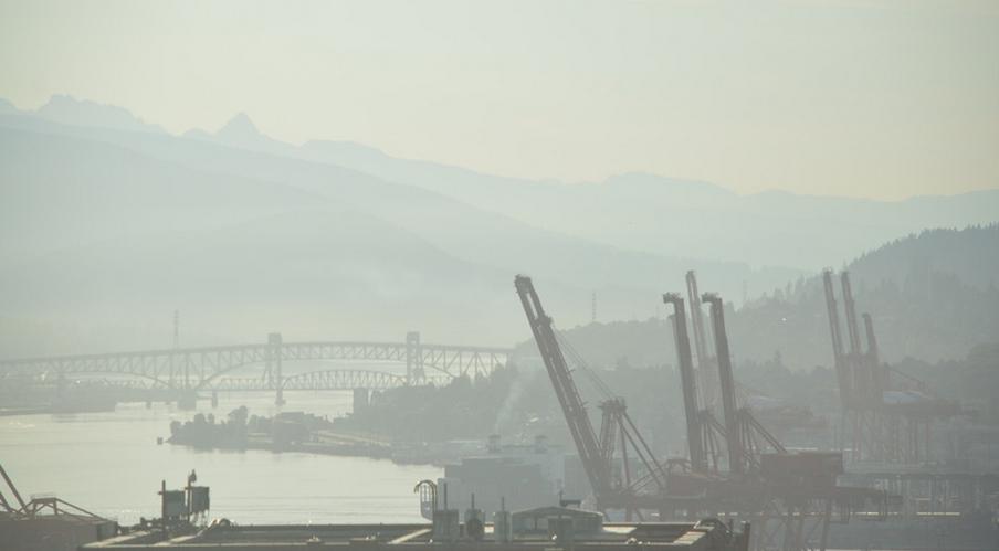 Image: B.C. Air Quality