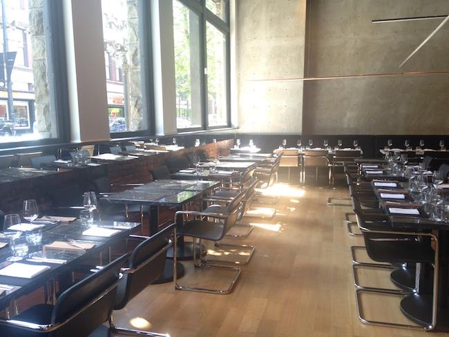 Bauhaus' main dining room (Lindsay William-Ross/Vancity Buzz)