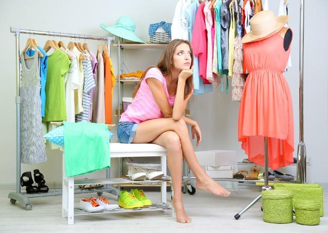 Image: Closet via Shutterstock
